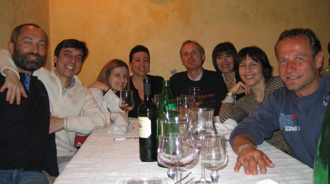 Cena 20 aprile 2007 for Daniela costanzo